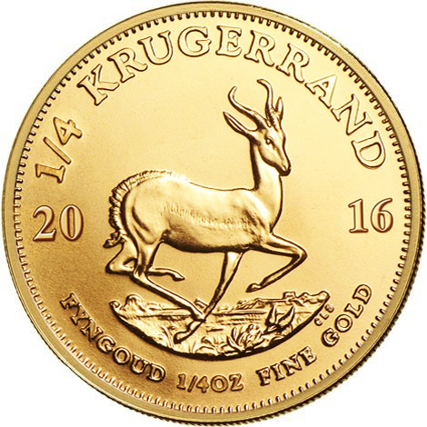 Why Full Krugerrand Coin is a Safe-Haven Bet for Investors