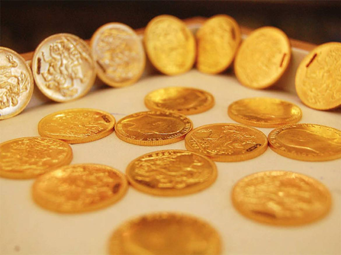 Tips to Sell Gold Coins and Bars Near You