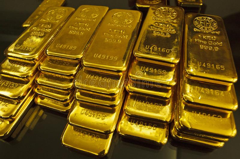 Top 5 gold investments